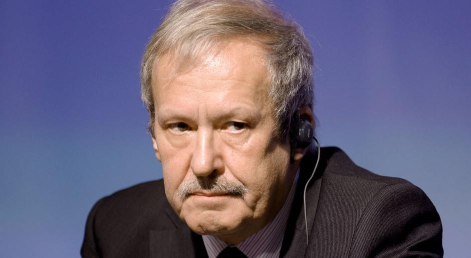 Janusz Steinhoff, były wicepremier i minister gospodarki