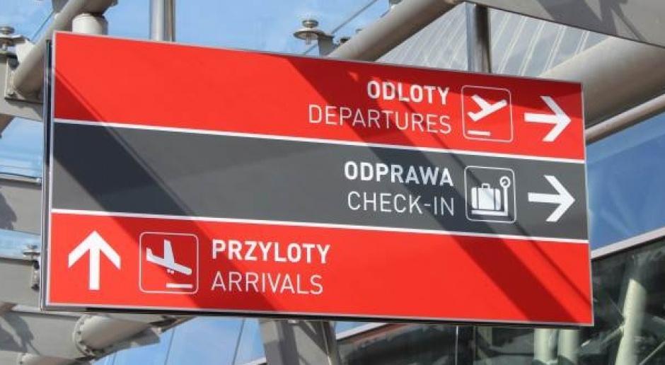 Lotnisko Modlin zamknięte