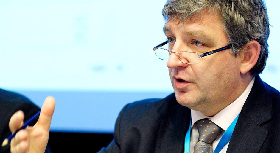 Jacek Krawczyk, wiceprzewodniczący Europejskiego Komitetu Ekonomiczno-Społecznego