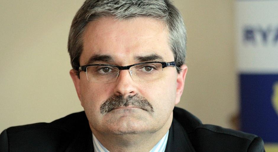 Artur Tomasik, prezes Górnośląskiego Towarzystwa Lotniczego oraz Związku Regionalnych Portów Lotniczych