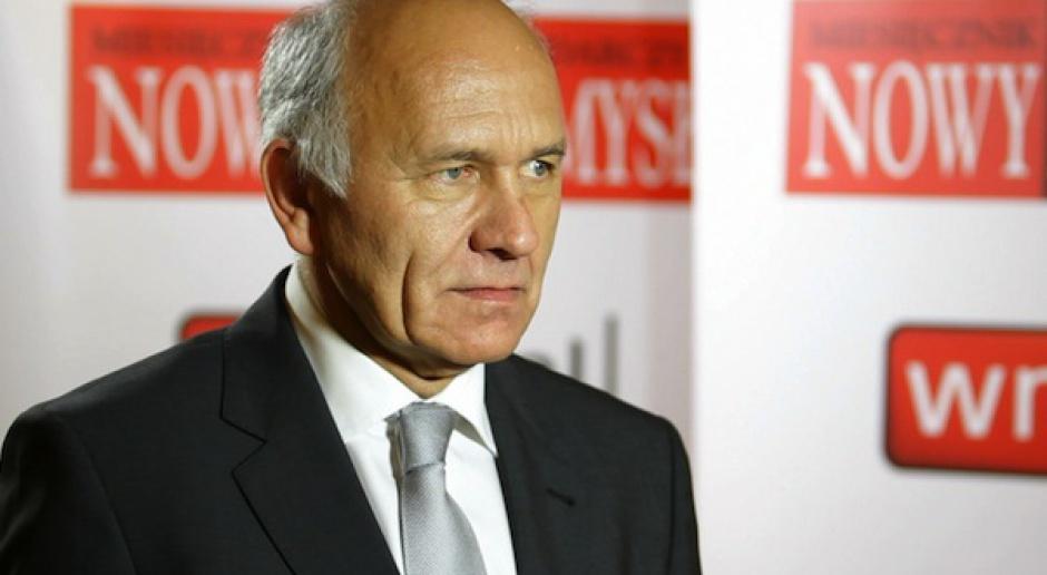 Prezes Tarnowa o praktyce konsolidacji