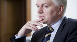 J. Gowin: prawo powinno dać firmie szansę restrukturyzacji
