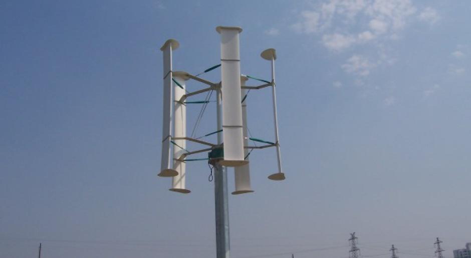 Zespoły turbin wertykalnych: nowa koncepcja w energetyce wiatrowej