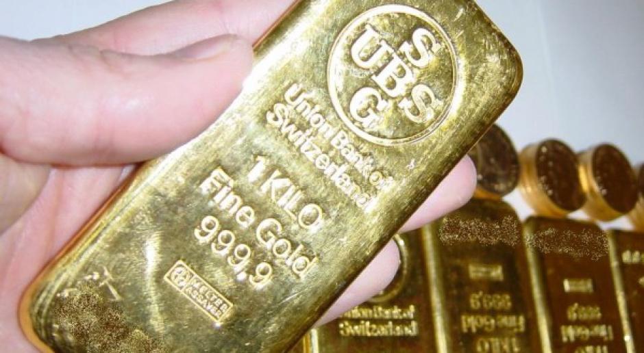 Załamanie na rynku złota