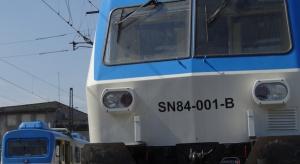 Sigma Tabor pokazała pociąg dla Kolei Śląskich