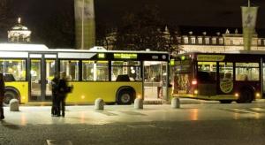 Kiepski autobusowy pierwszy kwartał roku