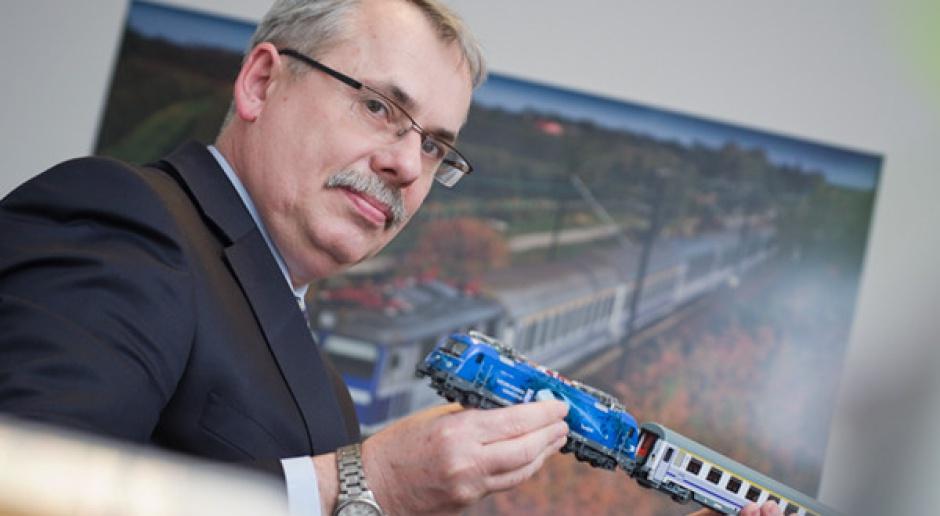 Prezes PKP Intercity: nie boimy się otwarcia rynku przewozów pasażerskich
