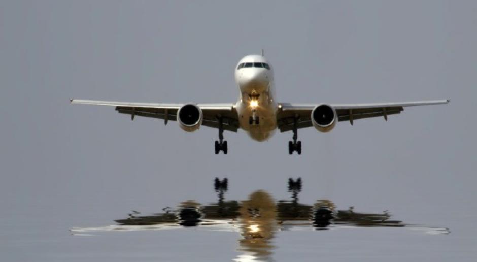 Rekordowo niski ruch lotniczy w Europie