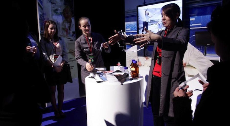Przemysł chemiczny w życiu codziennym - wystawa innowacji BASF