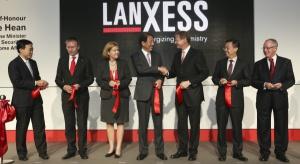 Ruszyła największa fabryka Lanxess w Azji