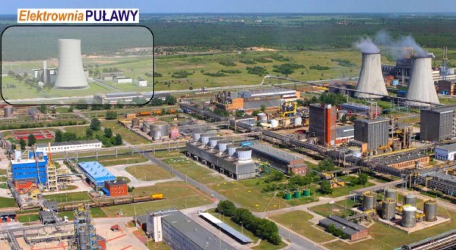 Elektrownia Puławy szykuje pozwolenie na budowę bloku 800-900 MW