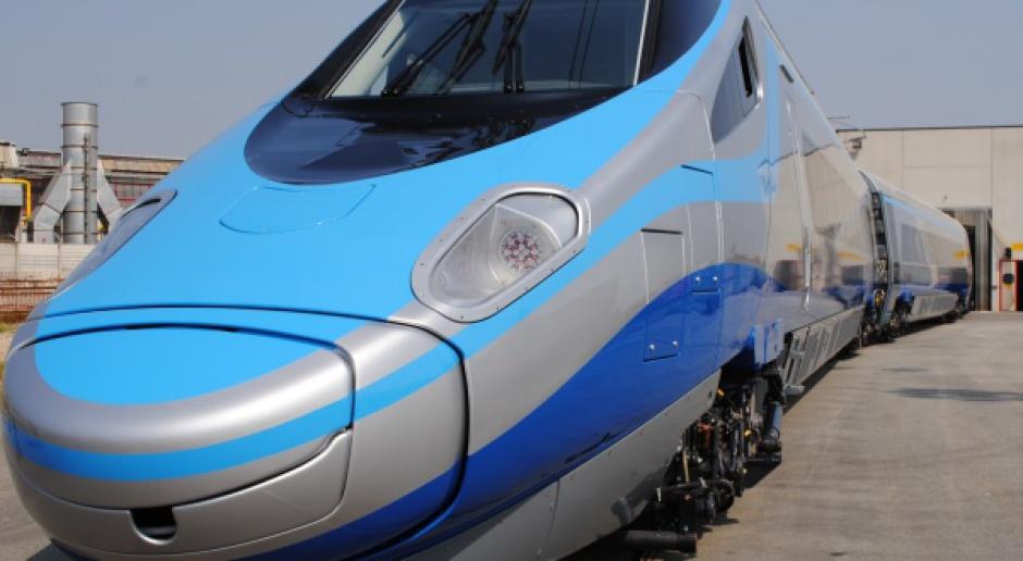 Alstom przekazuje PKP IC pierwszy skład Pendolino