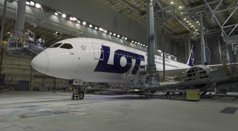 MSP i LOT rozmawiały z Boeingiem ws. dreamlinerów
