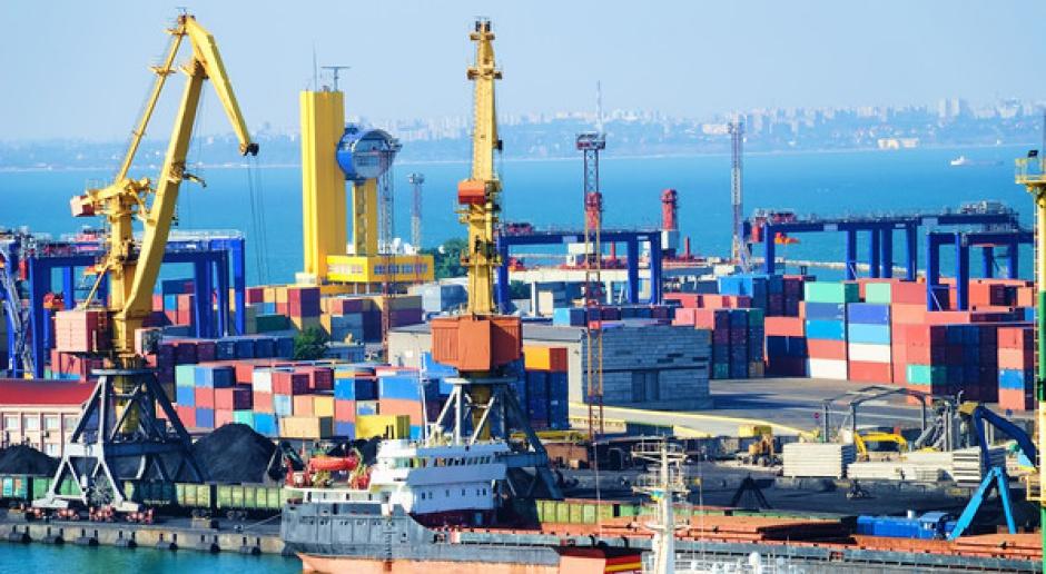 Morskie terminale kontenerowe potrzebują kolei