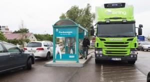 Scania dostarcza pierwsze ciężarówki Euro 6 na biogaz