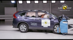 Nowa Honda CR-V na pięć gwiazdek