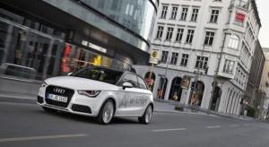 Audi w testach simTD - projekt Ampelinfo online