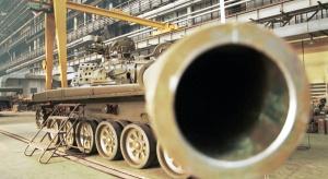Polski czołg nie boi się Leoparda