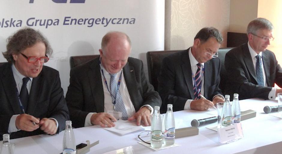 PGE, KGHM, Tauron i Enea uzgodniły zasadnicze warunki projektu jądrowego