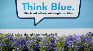 Volkswagen Group Polska promuje ideę Think Blue