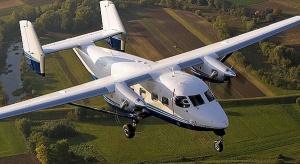 Samolot M28 będzie mógł latać w warunkach oblodzenia