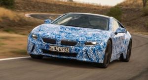i8 - sportowa hybryda BMW