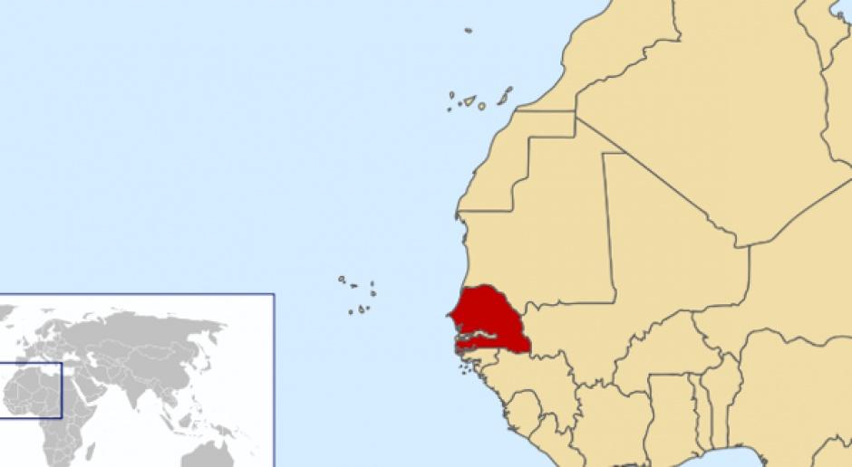 ZCh Police zameldowały się już w Senegalu