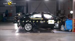 """Po pięć gwiazdek Euro NCAP dla dwóch """"japończyków"""""""
