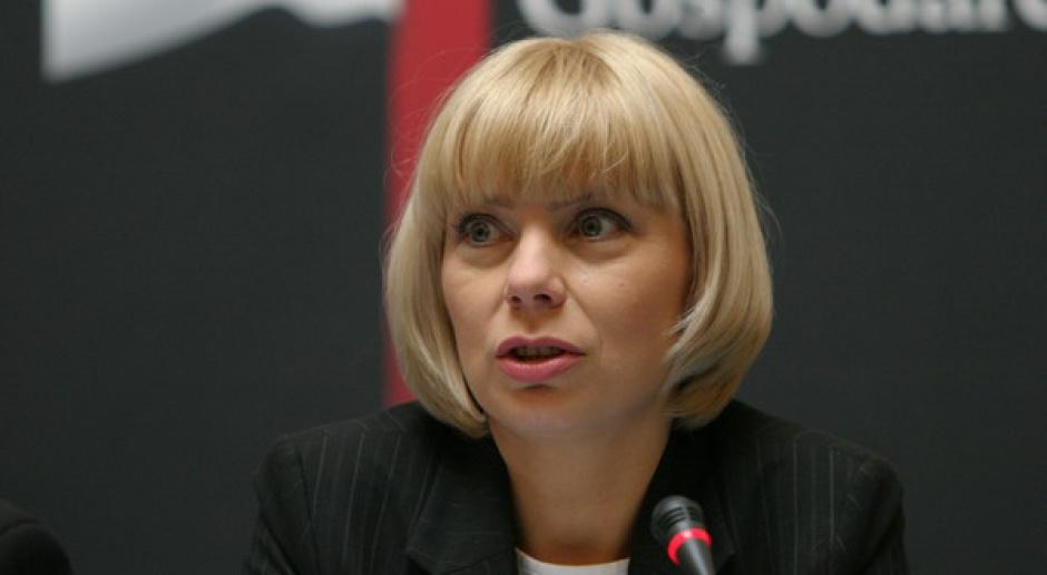 Bieńkowska: cel na lata 2014-2020 to budowanie konkurencyjnej gospodarki