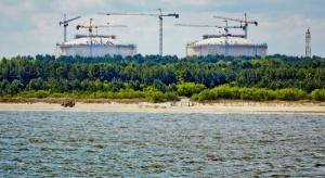 Terminal LNG w Świnoujściu z półrocznym poślizgiem