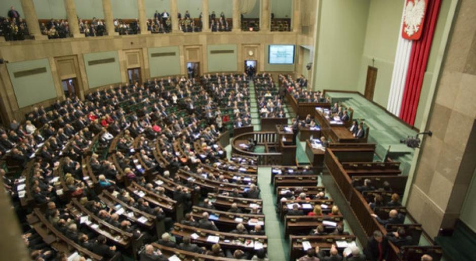Sejm znowelizował budżet na 2013 r.