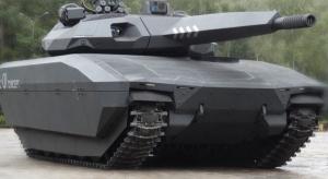 OBRUM pokazał koncepcję nowego czołgu