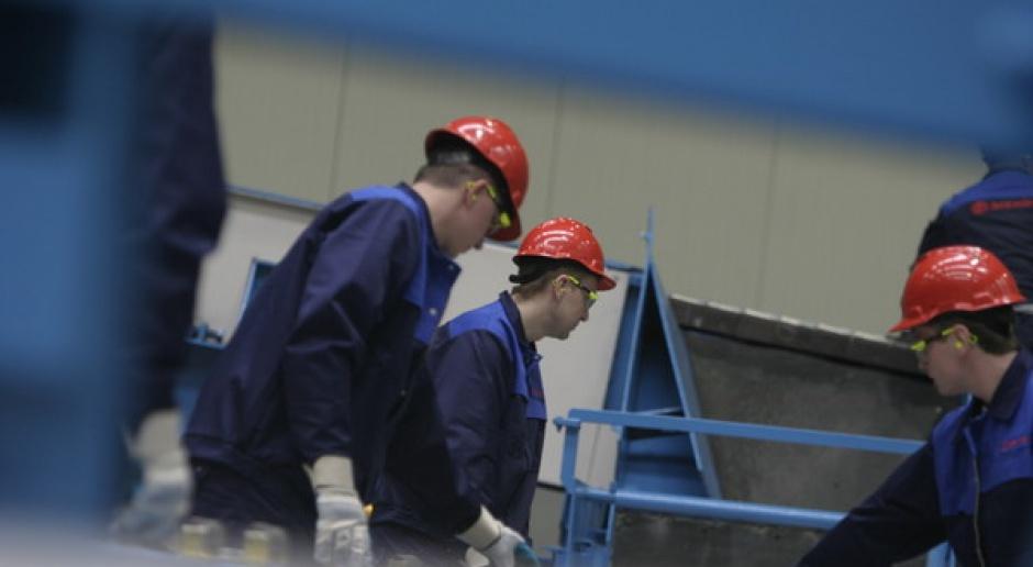 Chemia szuka młodych pracowników