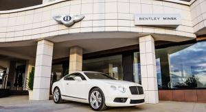 Więcej Bentleya w Europie Wschodniej