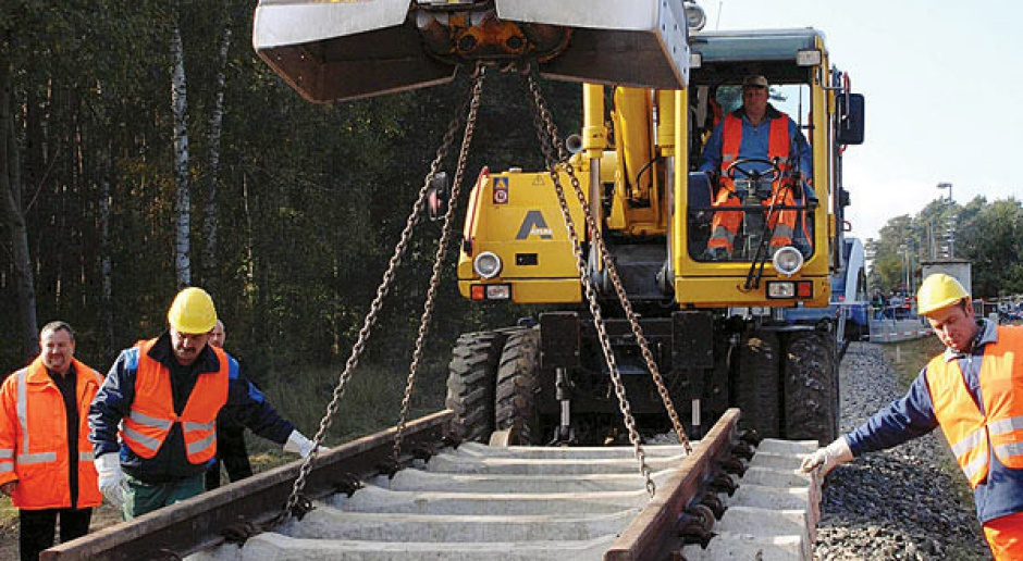 Na Litwie ruszyła budowa Rail Baltica od granicy z Polską
