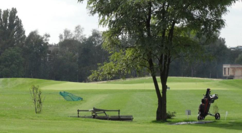 Tereny po dawnej kopalni zamieniły się w pole golfowe