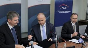 PGE GiEK i PGNiG podpisały umowę ws. dostaw gazu za 3 mld zł