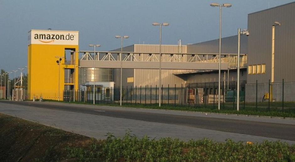 Amazon otworzy w Polsce trzy wielkie centra logistyczne