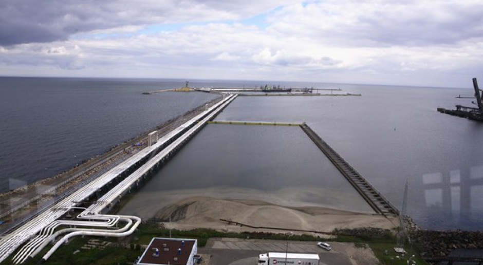 Wkrótce pozwolenie na budowę terminalu naftowego PERN