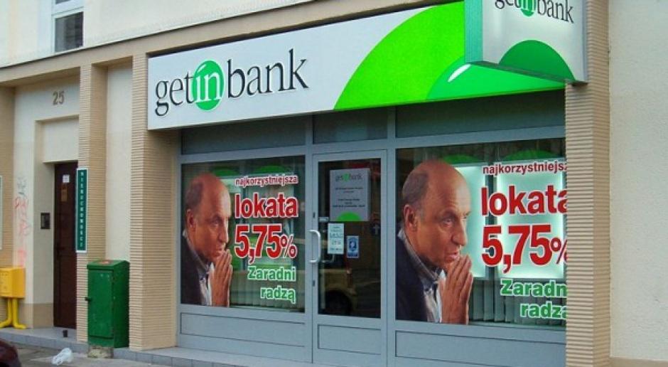 Getin Holding ma umowę dot. zakupu rumuńskiego banku
