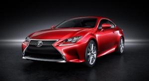 Lexus pokaże nowy model RC