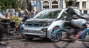 Certyfikat ISO dla bilansu ekologicznego elektrycznego BMW i3