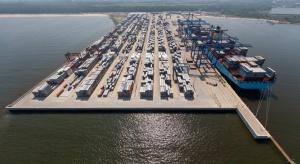W DCT Gdańsk przeładowano milionowy kontener