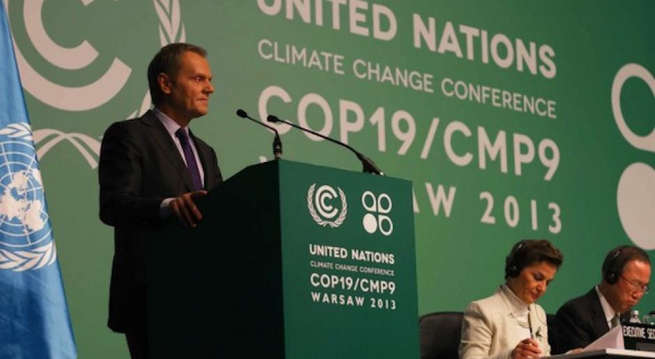 Tusk: Polska będzie pracować na rzecz konsensusu ws. ochrony klimatu