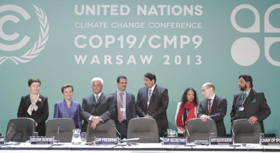 Szczyt COP19: skromne porozumienie, które przełamało impas