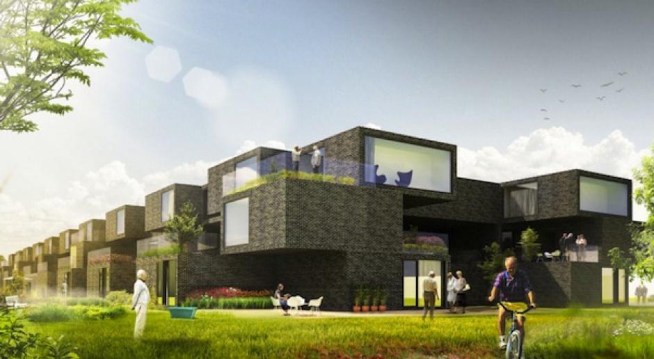 Dom seniora integralną częścią osiedla