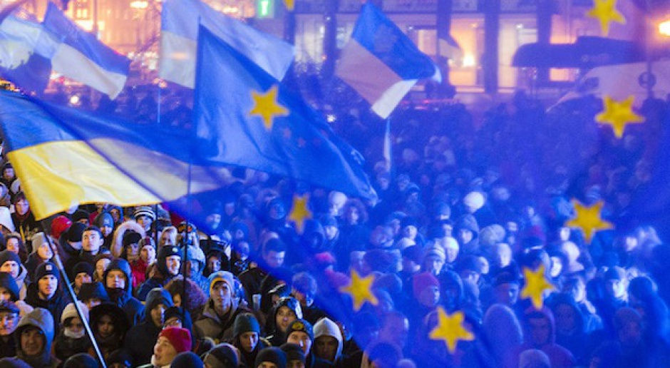 Co Ukraina traci schodząc z europejskiego kursu?