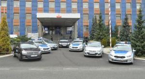 Ponad 50 nowych radiowozów dla policji na Śląsku