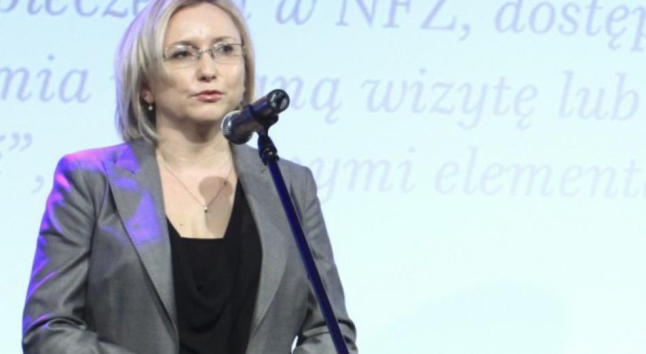 Dlaczego minister chce dymisji prezes NFZ?