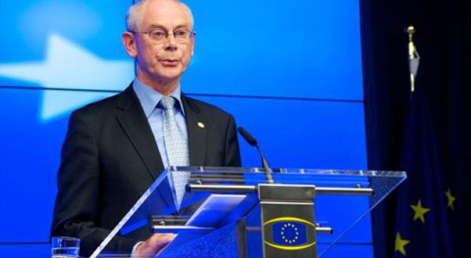 Van Rompuy: unia bankowa to największy krok naprzód od powstania euro